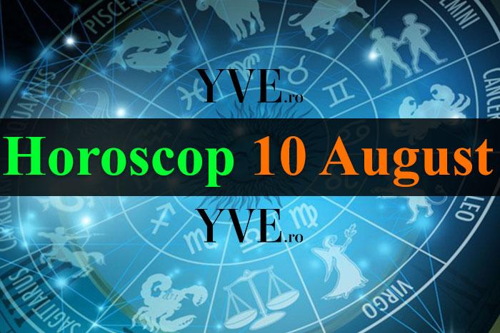 Horoscop 10 August 2020: astăzi Leii vor primi o recompensă financiară