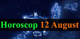 Horoscop 12 August 2018