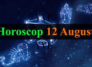 Horoscop 12 August 2019