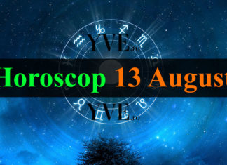 Horoscop 13 August 2018