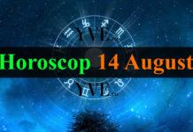 Horoscop 14 August 2018
