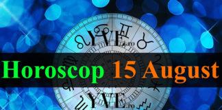 Horoscop 15 August 2018