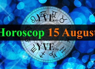 Horoscop 15 August 2019