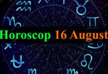 Horoscop 16 August 2018