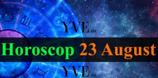 Horoscop 23 August 2019