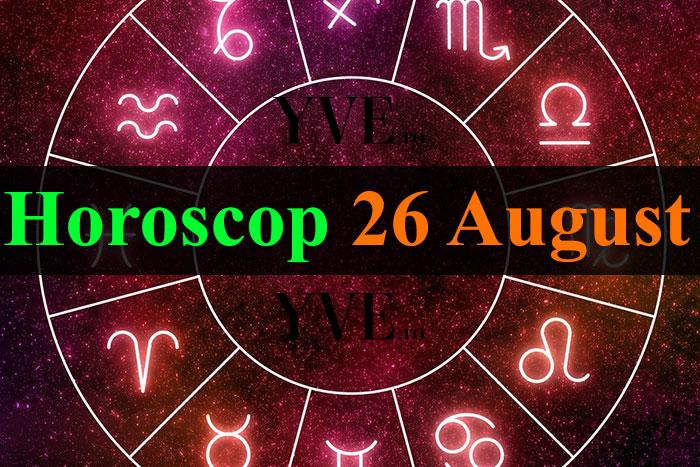Horoscop 26 August 2018