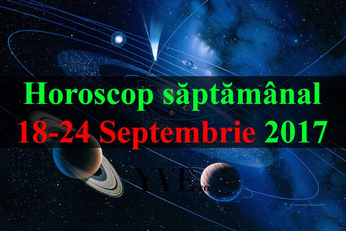 18-24 Septembrie 2017