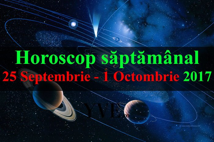 Horoscop - Citeste horoscop zilnic, horoscop saptamanal, lunar  |Horoscop 25 Septembrie 2020