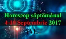 Horoscop săptămânal 4-10 Septembrie 2017