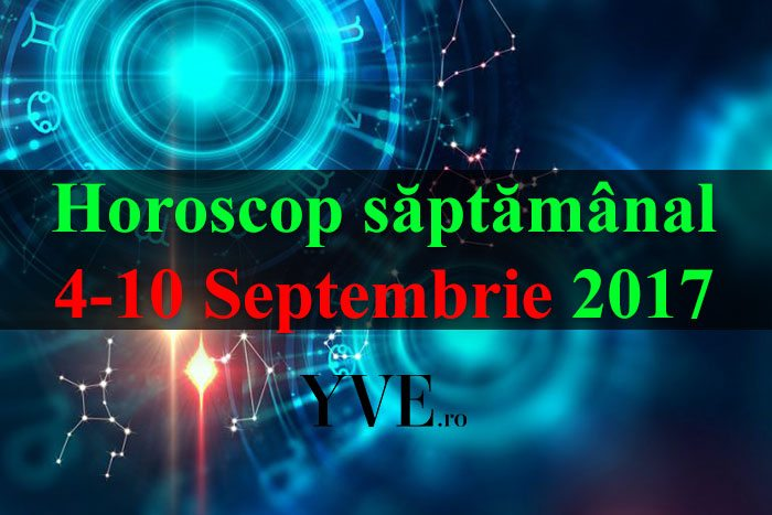 4-10 Septembrie 2017