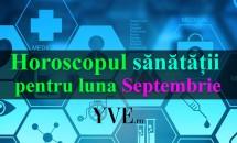 Horoscopul sănătății pentru luna Septembrie