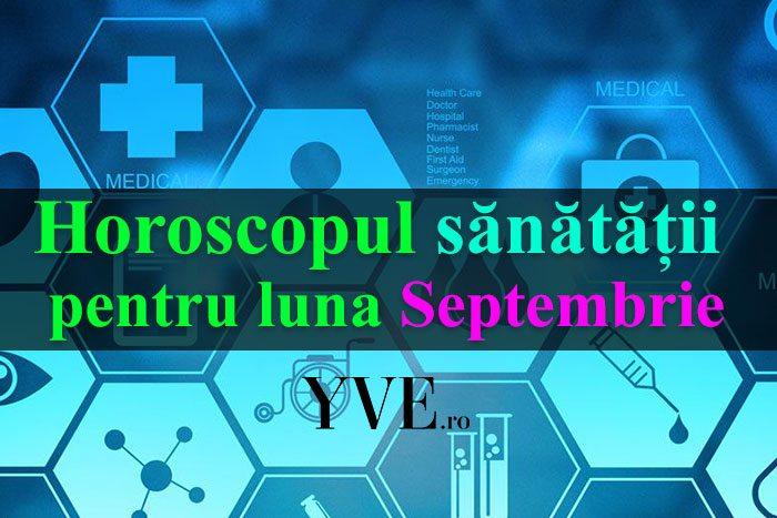 horoscop sanatate