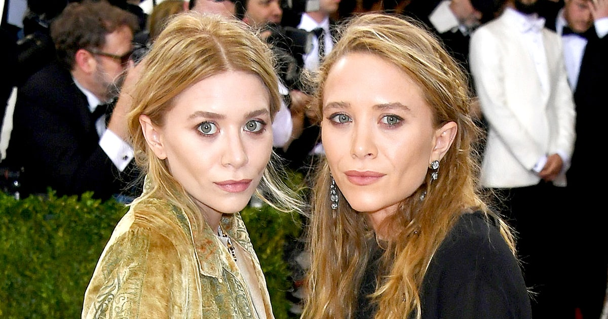 Mary Kate si Ashley Olsen
