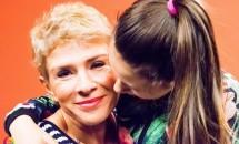 Teo Trandafir şi-a prezentat rudele. Cu cine seamănă mai bine, cu mama sau cu bunica?