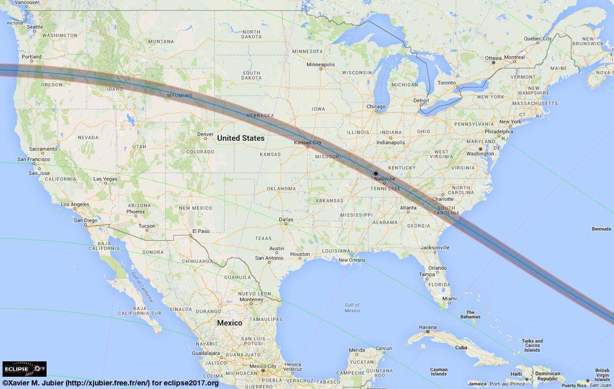 Uluitor Cum ne influenţează Eclipsa de Soare din 21 august