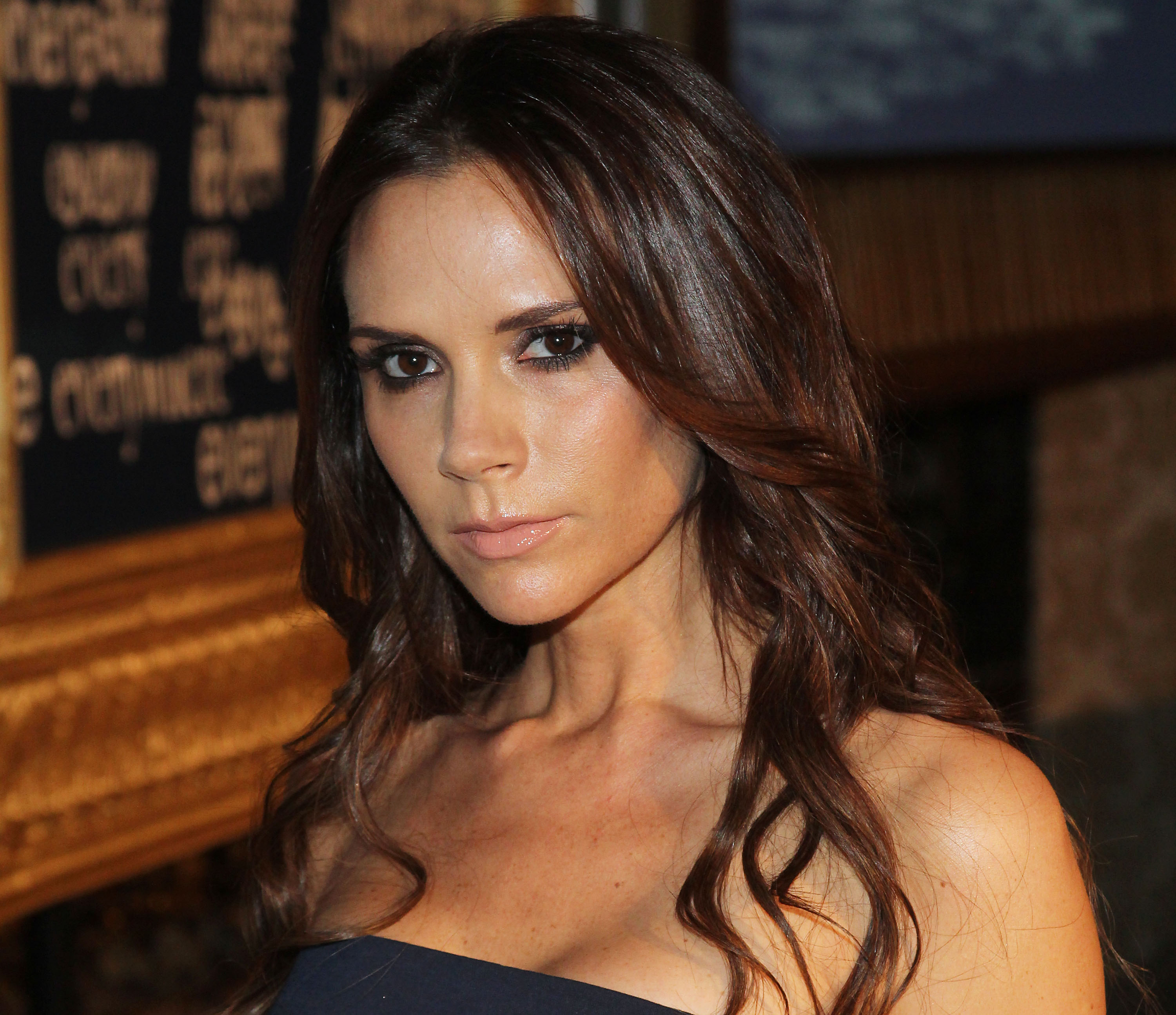 NEW YORK, NY - NOVEMBER 14: Victoria Beckham attends the 2011 WWD Apparel & Retail CEO Summit at The Plaza Hotel on November 14, 2011 in New York City. (Photo by Rob Kim/Getty Images)