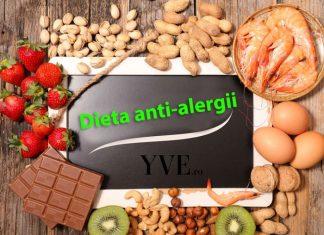 Dieta anti-alergii