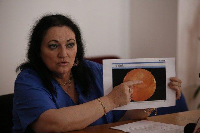 Doctorul Monica Pop povesteste despre cum a invins cancerul 2