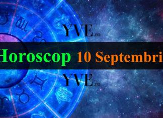Horoscop 10 Septembrie 2018