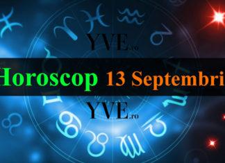 Horoscop 13 Septembrie 2018