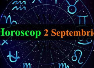 Horoscop 2 Septembrie 2018