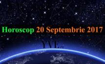 Horoscop 20 Septembrie 2017: Racii se simt copleşiți de responsabilităţi