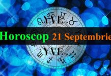 Horoscop 21 Septembrie 2019