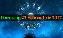 Horoscop 22 Septembrie 2017