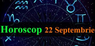 Horoscop 22 Septembrie 2019