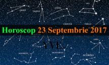 Horoscop 23 Septembrie 2017