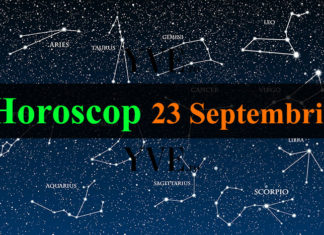 Horoscop 23 Septembrie 2018