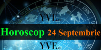 Horoscop 24 Septembrie 2018