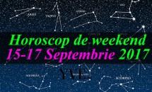 Horoscop de weekend 15-17 Septembrie 2017: Berbecii suportă consecințele unui conflict din timpul săptămânii