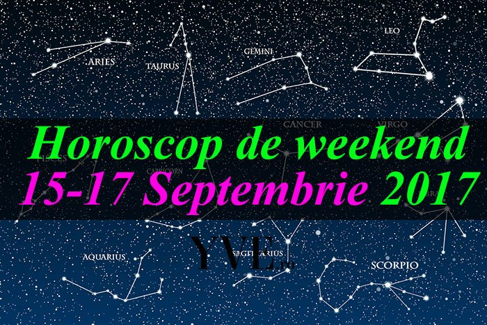 15-17 Septembrie 2017