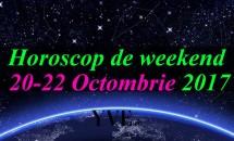 Horoscop de weekend 20-22 Octombrie 2017