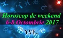 Horoscop de weekend 6-8 Octombrie 2017
