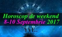Horoscop de weekend 8-10 Septembrie 2017: Berbecii au parte de schimbări de planuri