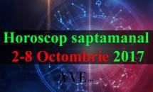 Horoscop saptamanal 2-8 Octombrie 2017