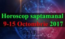 Horoscop saptamanal 9-15 Octombrie 2017