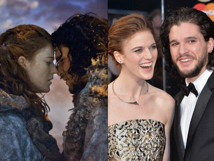 Kit Harington, actorul ce îl interpretează pe Jon Snow în serialul Game of Thrones, s-a logodit