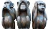 Maimutele intelepte din Japonia: ce semnificatie au