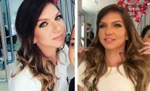 Simona Halep are planuri mari pentru finalul de an, dar se imbraca precum o pitipoanca