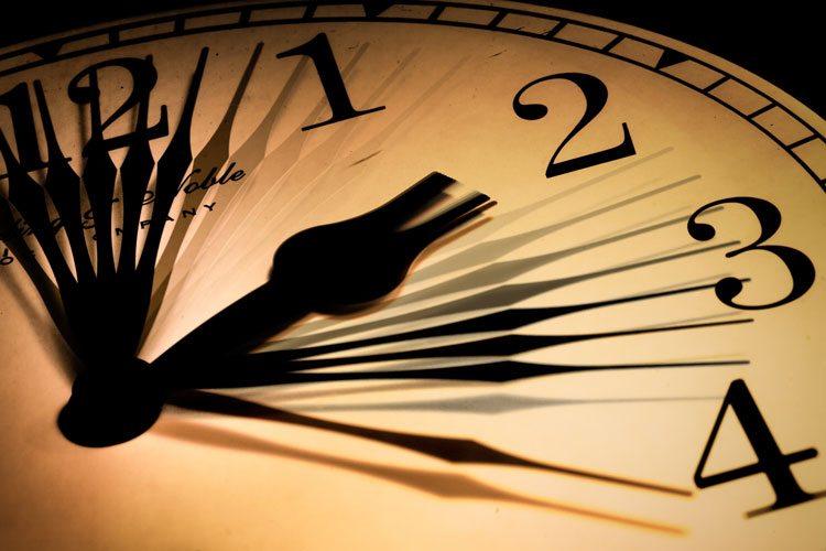 Timpul si trecerea mai rapida a acestuia odata cu inaintarea in varsta