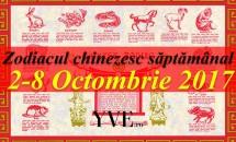 Zodiacul chinezesc săptămânal 2-8 Octombrie 2017