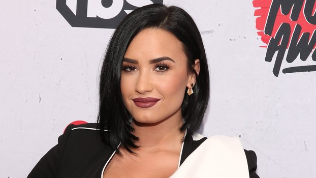 INGLEWOOD, CALIFORNIA - APRIL 03: Demi Lovato attends the iHeartRadio Music Awards at the Forum on April 3, 2016 in Inglewood, California. (Photo by Todd Williamson/Getty Images)