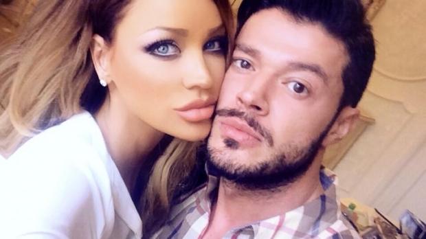 Bianca Drăgușanu a vorbit despre începutul relației cu Victor Slav