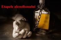 Etapele alcoolismului