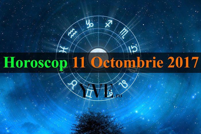 Horoscop 11 Octombrie