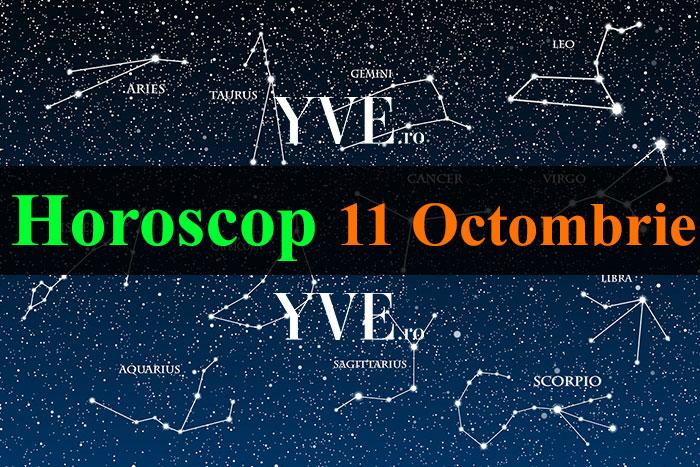 Horoscop 11 Octombrie 2019