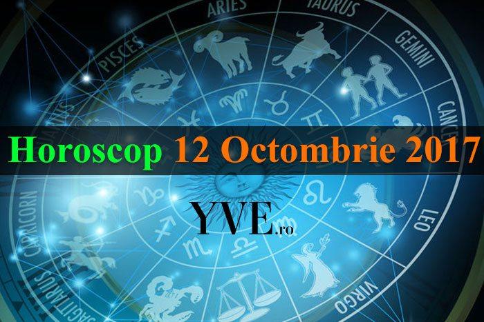 Horoscop 12 Octombrie